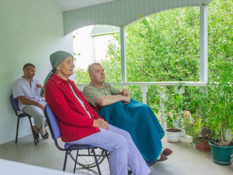 Дом престарелых Северодонецк